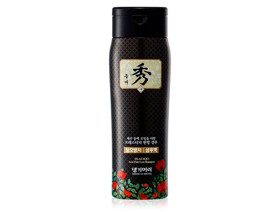 Шампунь против выпадения волос Daeng Gi Meo Ri Dlae Soo Anti-Hair Loss Shampoo, 200мл
