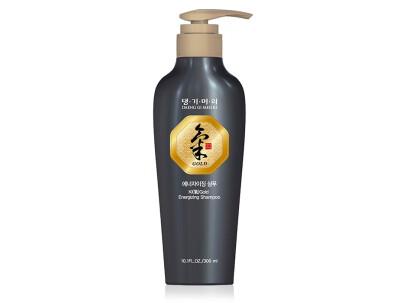 Шампунь для профилактики выпадения волос Daeng Gi Meo Ri Ki Gold Energizing Shampoo, 300мл - Фото №1