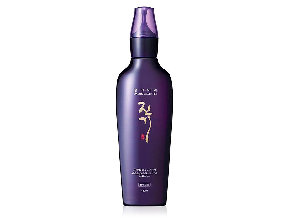 Восстанавливающая эмульсия для кожи головы против выпадения волос Daeng Gi Meo Ri Vitalizing Scalp Nutrition Pack For Hair-Loss, 145мл - Фото №1