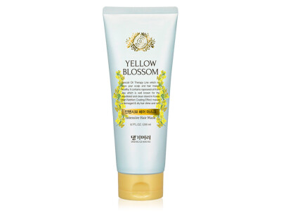 Интенсивная маска для волос Daeng Gi Meo Ri Yellow Blossom Intensive Hair Mask, 200мл - Фото №1