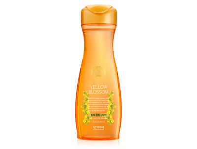 Безсульфатный шампунь против выпадения волос Daeng Gi Meo Ri Yellow Blossom Shampoo, 400мл - Фото №1
