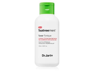 Лечебный тонер с чайным деревом для проблемной кожи Dr. Jart+ Ctrl-A Teatreement Toner, 120мл - Фото №1