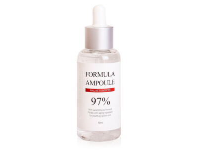 Сыворотка для лица с галактомисисом Esthetic House Formula Ampoule Galactomyces, 80мл - Фото №1