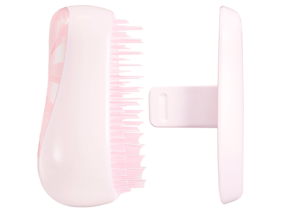 Расческа Tangle Teezer Compact Styler Smashed Holo Pink - Фото №6