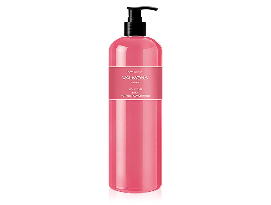 Восстанавливающий кондиционер для волос Valmona Flaky Solution Sugar Velvet Milk Nutrient Conditioner, 480мл