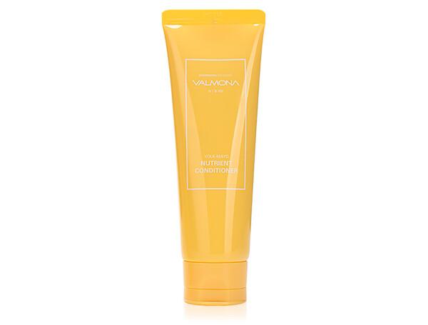 Питательный кондиционер для волос с яичным желтком Valmona Nourishing Solution Yolk-Mayo Nutrient Conditioner, 100мл - Фото №1
