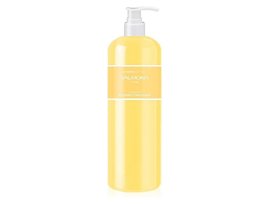 Питательный кондиционер для волос с яичным желтком Valmona Nourishing Solution Yolk-Mayo Nutrient Conditioner, 480мл