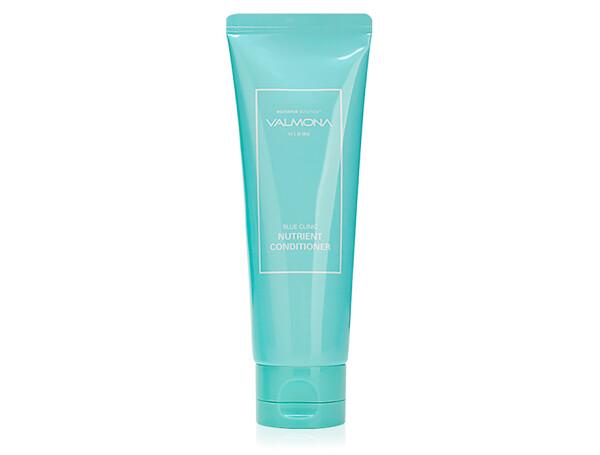 Увлажняющий кондиционер для волос Valmona Recharge Solution Blue Clinic Nutrient Conditioner, 100мл - Фото №1