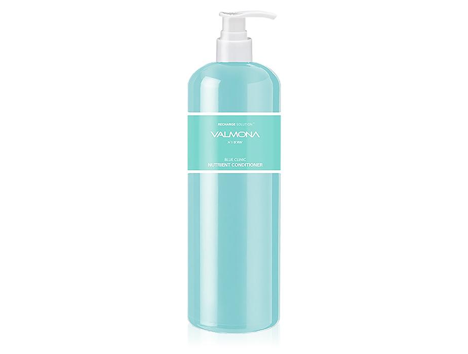 Увлажняющий кондиционер для волос Valmona Recharge Solution Blue Clinic Nutrient Conditioner, 480мл
