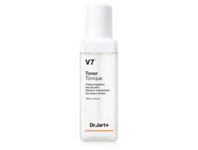 Витаминный осветляющий тонер для лица Dr. Jart+ V7 Toner, 120мл - Фото №1