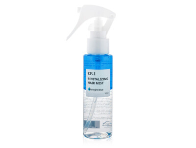 Парфюмированный спрей-мист для волос Esthetic House CP-1 Revitalizing Hair Mist Midnight Blue, 80мл - Фото №1