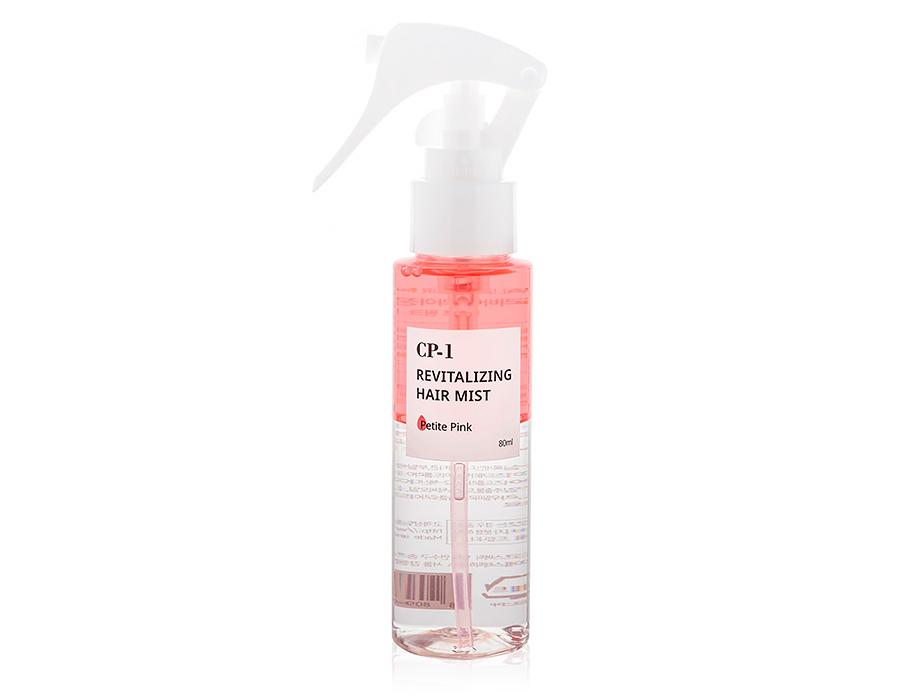 Парфюмированный спрей-мист для волос Esthetic House CP-1 Revitalizing Hair Mist Petite Pink, 80мл