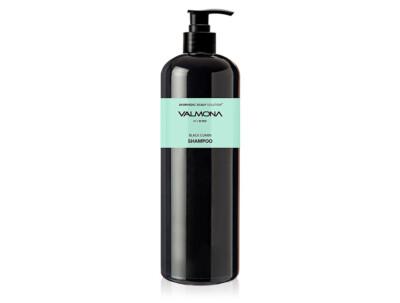 Восстанавливающий шампунь для волос Черный тмин Valmona Ayurvedic Scalp Solution Black Cumin Shampoo, 480мл - Фото №1