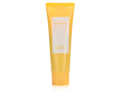 Питательный шампунь для волос с яичным желтком Valmona Nourishing Solution Yolk-Mayo Shampoo, 100мл - Фото №1