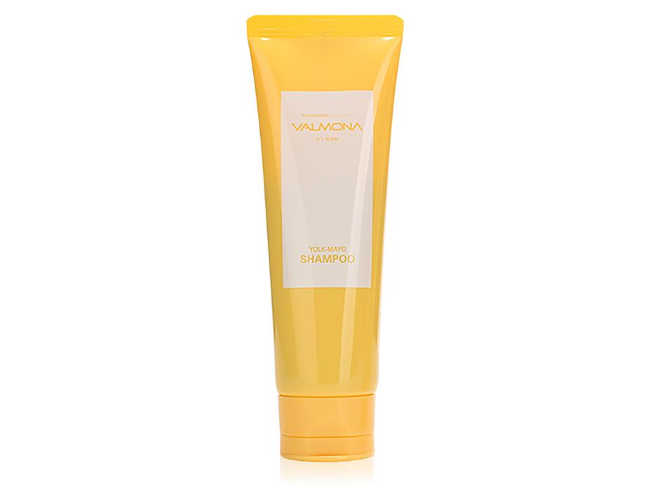 Питательный шампунь для волос с яичным желтком Valmona Nourishing Solution Yolk-Mayo Shampoo, 100мл