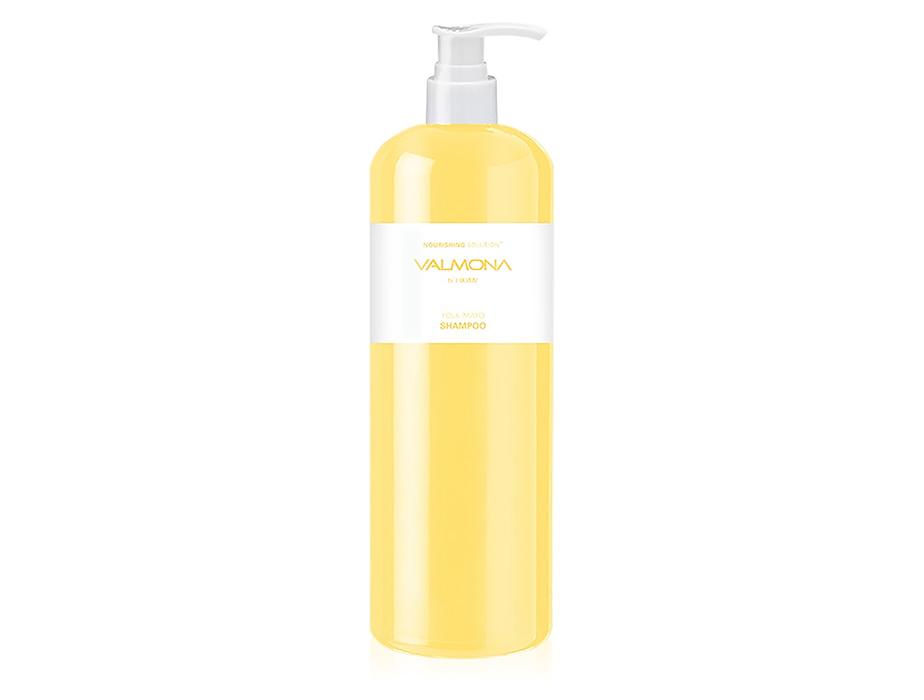 Питательный шампунь для волос с яичным желтком Valmona Nourishing Solution Yolk-Mayo Shampoo, 480мл