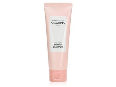 Увлажняющий шампунь для волос Черный пион Valmona Powerful Solution Black Peony Seoritae Shampoo, 100мл - Фото №1