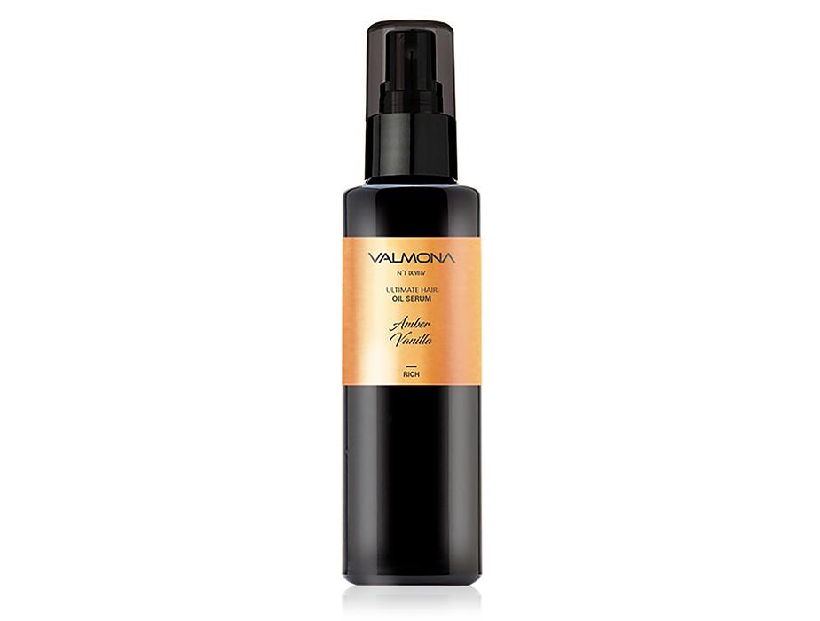 Восстанавливающая сыворотка для волос Valmona Ultimate Hair Oil Serum Amber Vanilla, 100мл