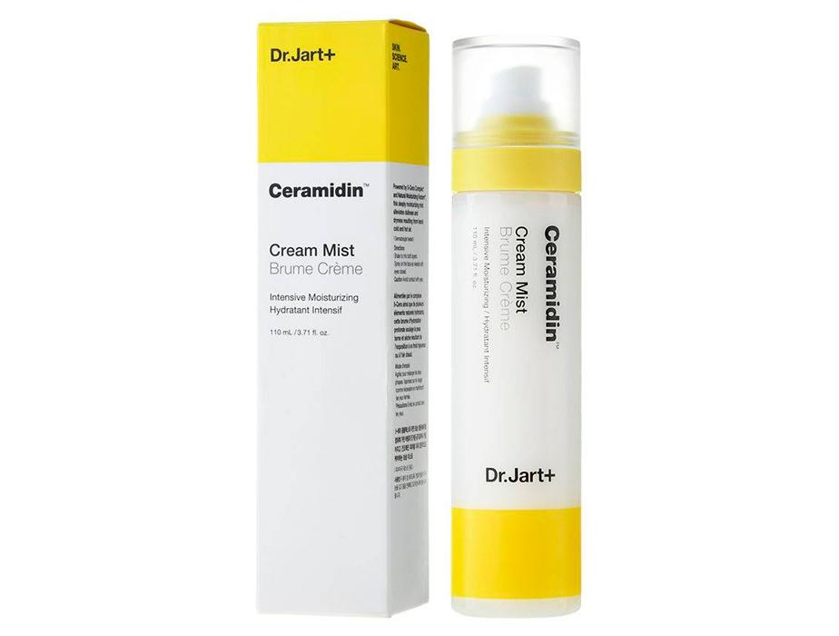Восстанавливающий крем-мист для лица с керамидами Dr. Jart+ Ceramidin Cream Mist, 110мл - Фото №2