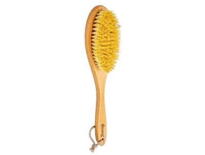 Дренажная щётка для сухого массажа из бука и натуральной щетины Esthetic House Dry Massage Brush - Фото №1