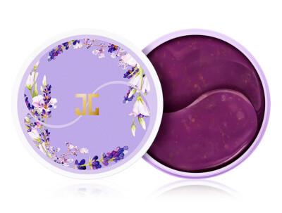 Гидрогелевые патчи под глаза с лавандовым чаем Jayjun Lavender Eye Gel Patch, 60шт - Фото №1