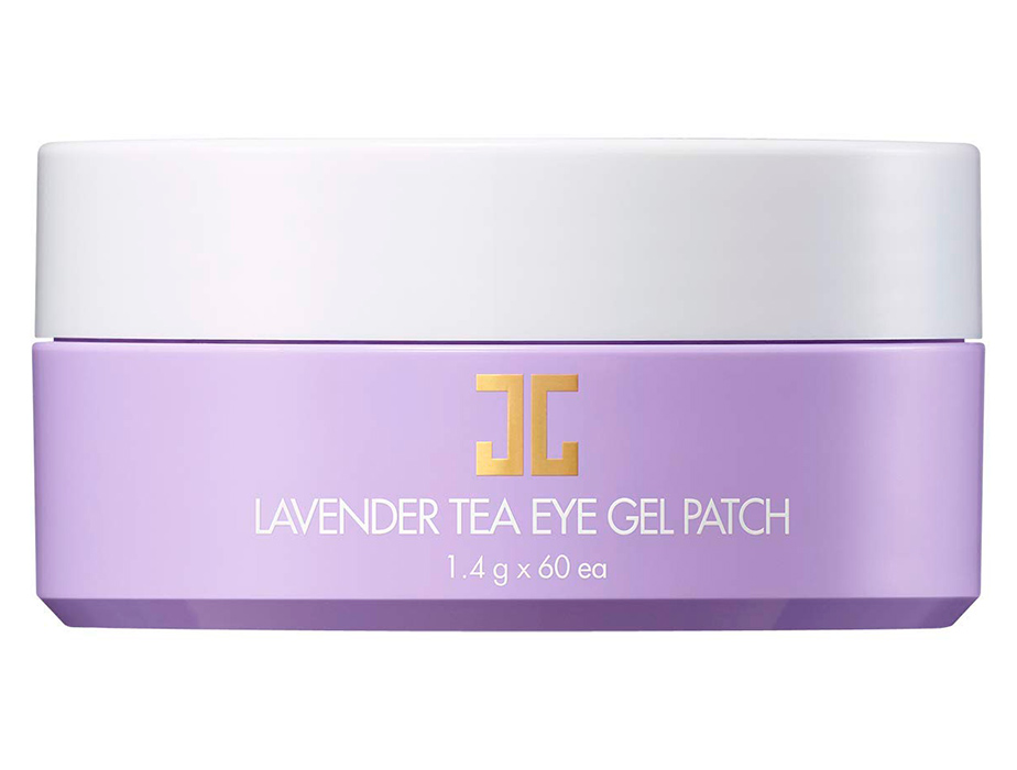 Гидрогелевые патчи под глаза с лавандовым чаем Jayjun Lavender Eye Gel Patch, 60шт - Фото №3