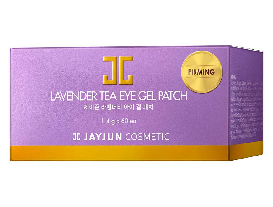 Гидрогелевые патчи под глаза с лавандовым чаем Jayjun Lavender Eye Gel Patch, 60шт - Фото №4