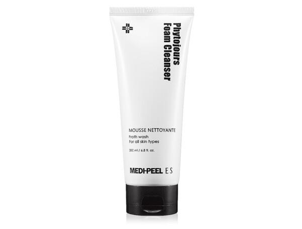 Пенка для проблемной и чувствительной кожи лица Medi-Peel Phytojour Foam Cleanser, 200мл - Фото №1