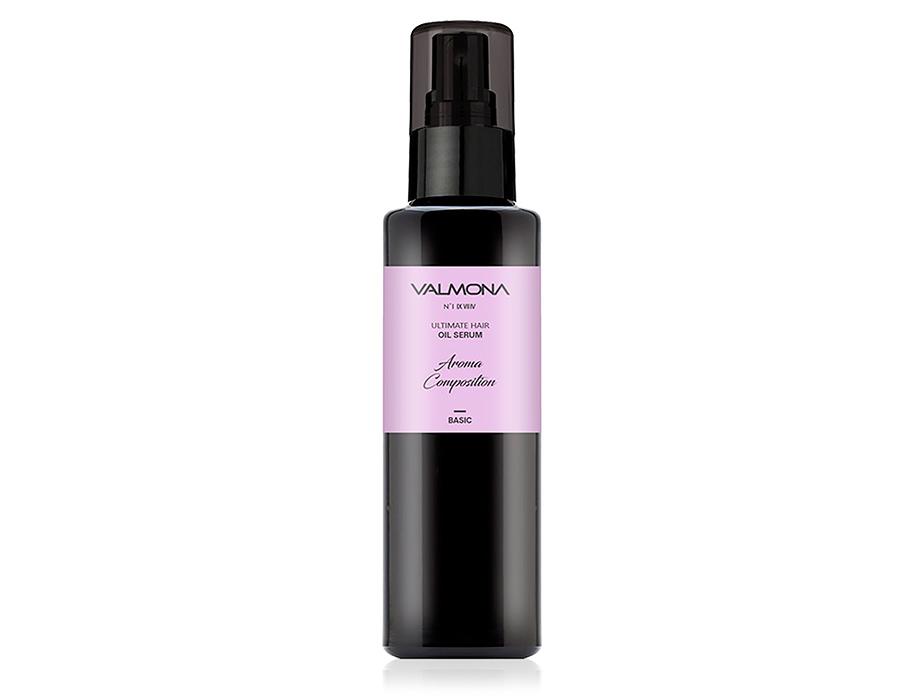 Восстанавливающая сыворотка для волос с ароматической композицией Valmona Ultimate Hair Oil Serum Aroma Composition, 100мл