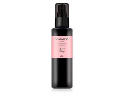 Восстанавливающая сыворотка для волос с ароматом чёрного пиона Valmona Ultimate Hair Oil Serum Black Peony, 100мл - Фото №1
