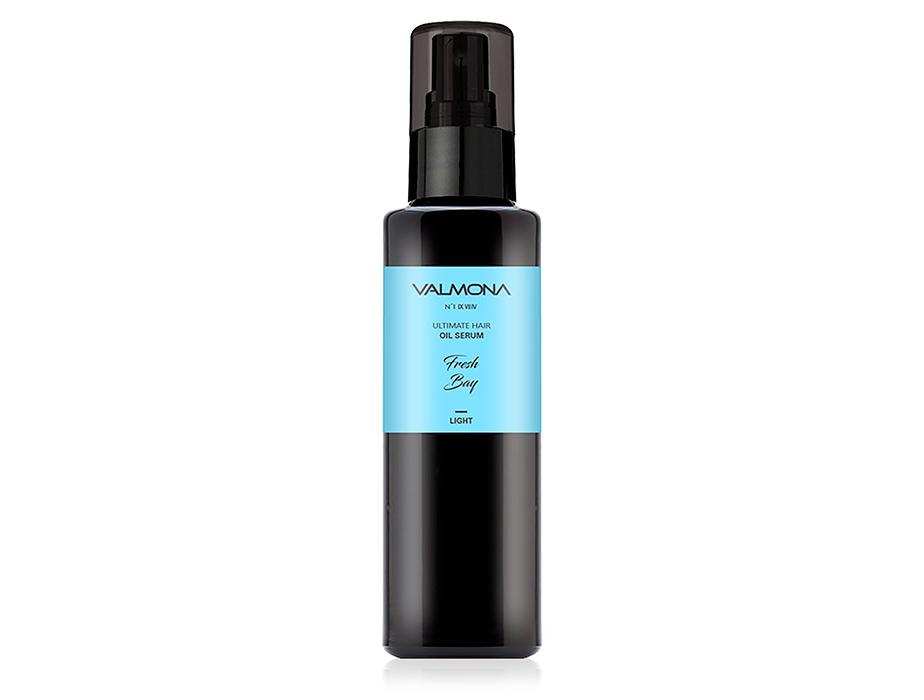Восстанавливающая сыворотка для волос с ароматом свежести залива Valmona Ultimate Hair Oil Serum Fresh Bay, 100мл