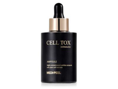 Омолаживающая сыворотка для лица со стволовыми клетками Medi-Peel Cell Tox Dermajou Ampoule, 100мл - Фото №1