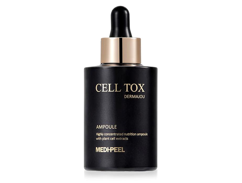 Омолаживающая сыворотка для лица со стволовыми клетками Medi-Peel Cell Toxing Dermajours Ampoule, 100мл - Фото №1