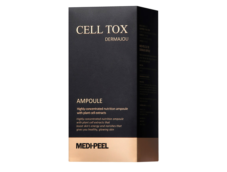 Омолаживающая сыворотка для лица со стволовыми клетками Medi-Peel Cell Toxing Dermajours Ampoule, 100мл - Фото №2