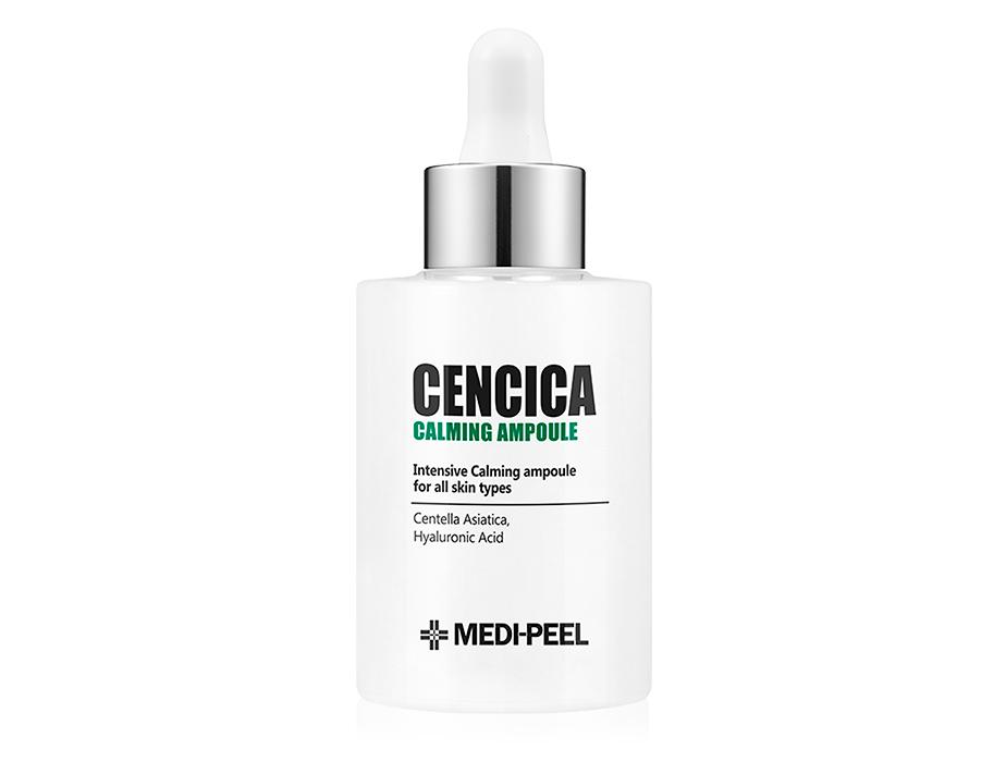 Высококонцентрированная успокаивающая сыворотка для лица Medi-Peel Cencica Calming Ampoule, 100мл - Фото №1