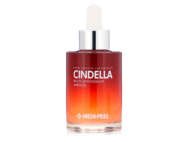 Антиоксидантная мульти-сыворотка для лица с пептидами Medi-Peel Cindella Multi Antioxidant Ampoule, 100мл - Фото №1
