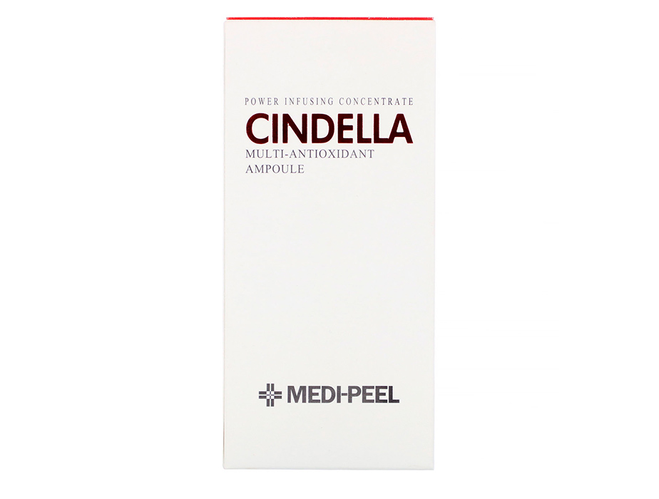 Антиоксидантная мульти-сыворотка для лица с пептидами Medi-Peel Cindella Multi Antioxidant Ampoule, 100мл - Фото №2