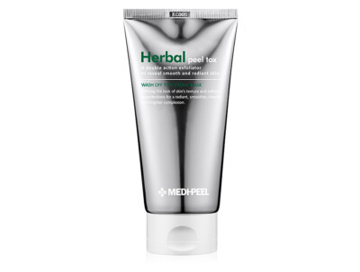 Очищающая пилинг-маска для лица Medi-Peel Herbal Peel Tox Cream Mask, 120мл - Фото №1