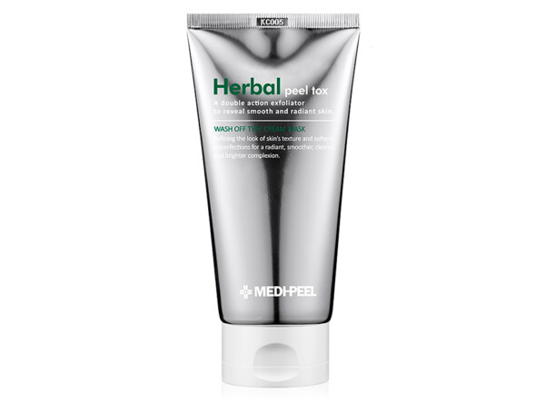 Очищающая пилинг-маска для лица Medi-Peel Herbal Peel Tox Cream Mask, 120мл - Фото №1