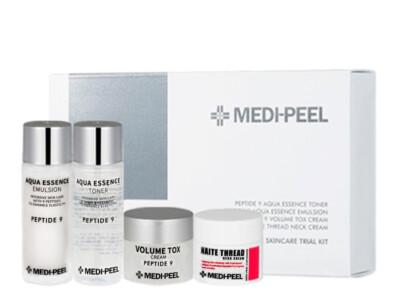 Набор для лица с комплексом пептидов Medi-Peel Peptide 9 Skincare Trial Kit - Фото №1