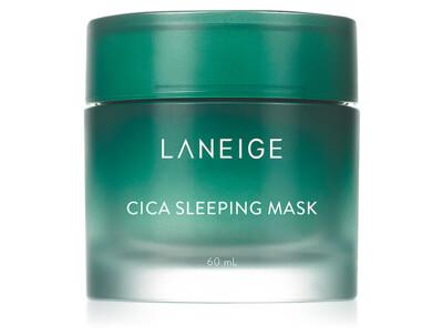 Ночная восстанавливающая маска для лица с центеллой Laneige Cica Sleeping Mask, 60мл - Фото №1