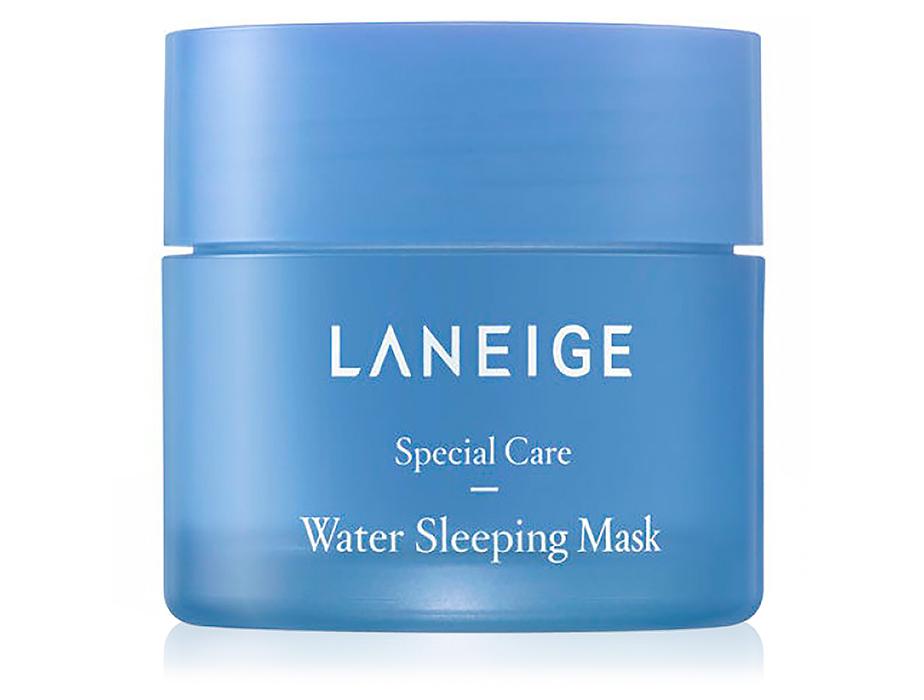 Увлажняющая ночная маска для лица Laneige Water Sleeping Mask, 15мл