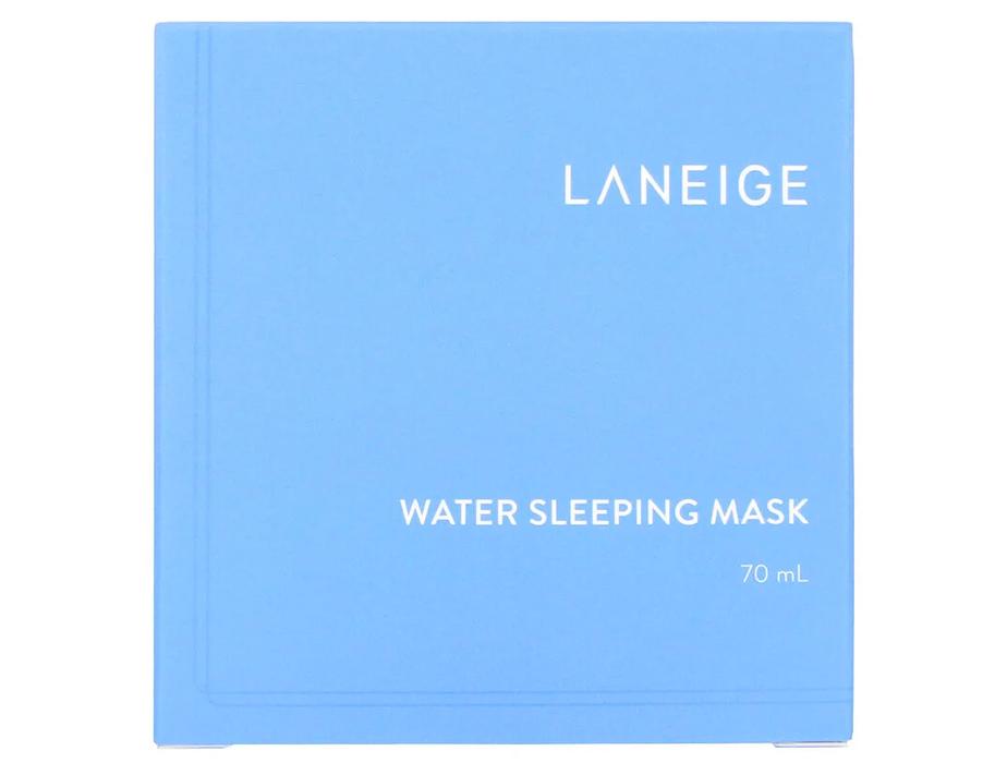 Увлажняющая ночная маска для лица Laneige Water Sleeping Mask, 70мл - Фото №3