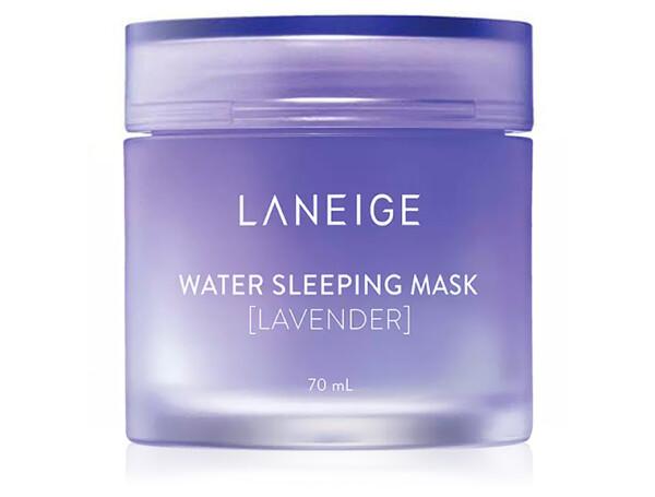 Увлажняющая ночная маска для лица с лавандой Laneige Water Sleeping Mask Lavender, 70мл - Фото №1