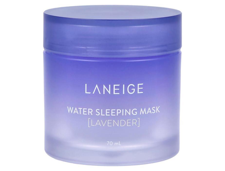 Увлажняющая ночная маска для лица с лавандой Laneige Water Sleeping Mask Lavender, 70мл - Фото №3