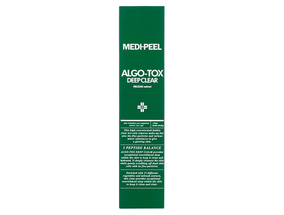 Гель для глубокого очищения лица с эффектом детокса Medi-Peel Algo-Tox Deep Clear, 150мл - Фото №3