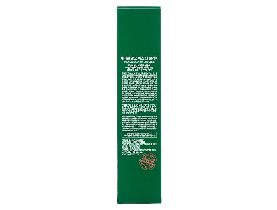Гель для глубокого очищения лица с эффектом детокса Medi-Peel Algo-Tox Deep Clear, 150мл - Фото №4