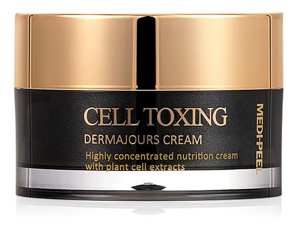 Омолаживающий крем для лица со стволовыми клетками Medi-Peel Cell Toxing Dermajours Cream, 50мл - Фото №1