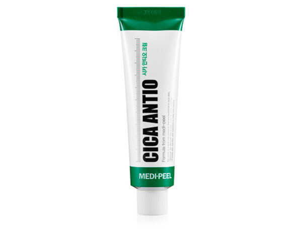 Восстанавливающий крем для проблемной кожи Medi-Peel Cica Antio Cream, 30мл - Фото №1