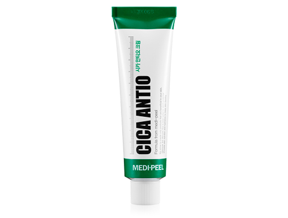 Восстанавливающий крем для проблемной кожи Medi-Peel Cica Antio Cream, 30мл - Фото №1
